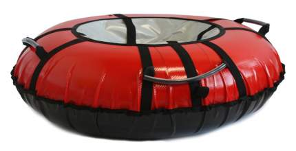 Тюбинг Hubster Ринг Pro красный-серебро, 90 см