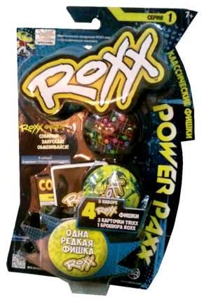 Набор из 4-х фишек ROXX и 3-х карточек TRIXX Imperial Toy