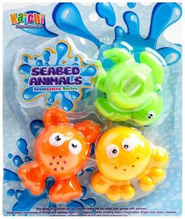 Набор игрушек для купания «Морские рыбки», 3 шт. Sima-Land