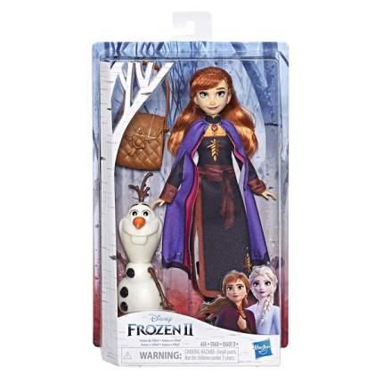 Кукла Hasbro Disney Princess Холодное Сердце 2 Анна с аксессуарами