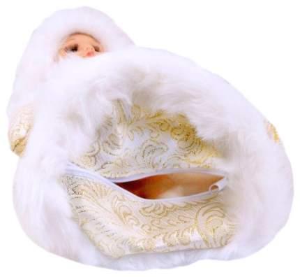 Подарочный мешочек для конфет Новогодняя сказка В виде снегурочки JB700514 31 см