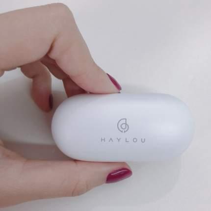 Беспроводные наушники Xiaomi Haylou GT1 White