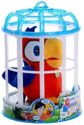 Интерактивная игрушка IMC Toys «Попугай Charlie» Цвет Красный