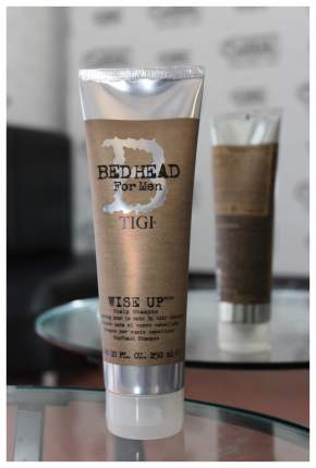 Шампунь-детокс Tigi Bed Head for Men Wise Up Scalp Shampoo 250 мл