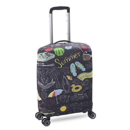 Чехол для чемодана KonAle Лето S