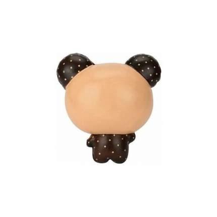 Сквиши М-м-мняшка игрушка-антистресс Медвежонок в очках 1Toy