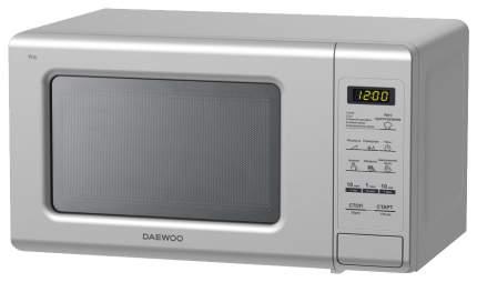 Микроволновая печь соло Daewoo KOR-771BS silver