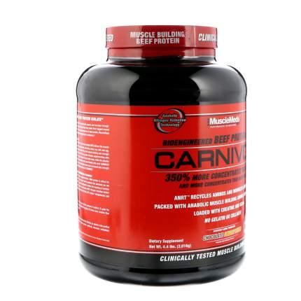 Протеин Musclemeds Carnivor 1820 г Chocolate Peanut Butter