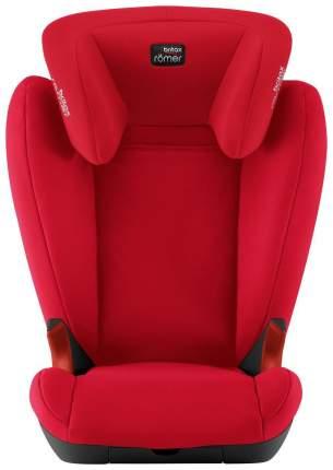 Автокресло Britax Roemer Trendline Kid II Black Series Fire Red