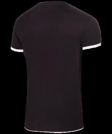 Футболка Jogel JVT-1030-061, черный/белый, M INT