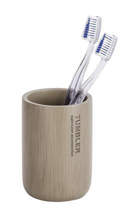 Стакан для зубных щеток PALO taupe