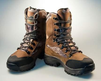 Ботинки для рыбалки и охоты Norfin Trek, коричневый, 41 RU