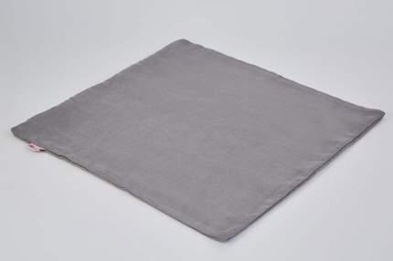 Чехол для подушки 43х43 см Hoff Антрацит