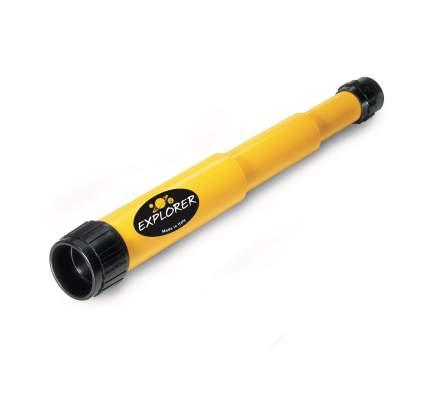 Подзорная труба детская Navir 15x35, желтая
