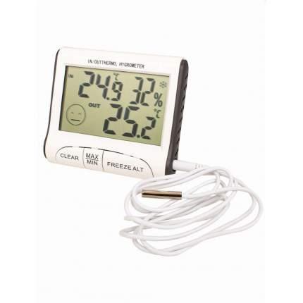 Термогигрометр Garden Show цифровой с выносным датчиком