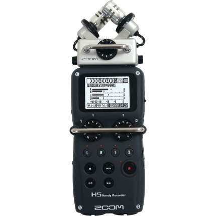 Диктофон цифровой Zoom H5 Black