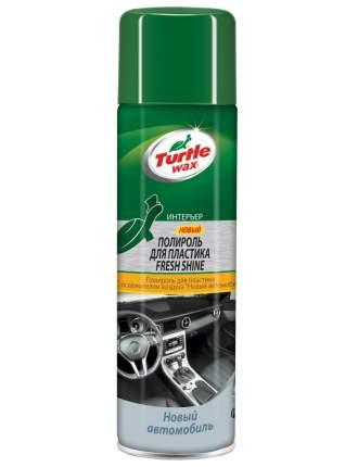 Полироль для пластика Turtle Wax Fresh Shine New Car FG6528 0,5 л запах нового авто