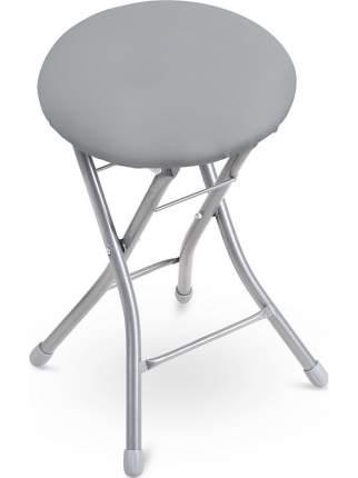 Табурет складной Nika ТБСК2/4 с мягким сиденьем, 1 шт, сиденье 32 см, нагрузка до 120 кг