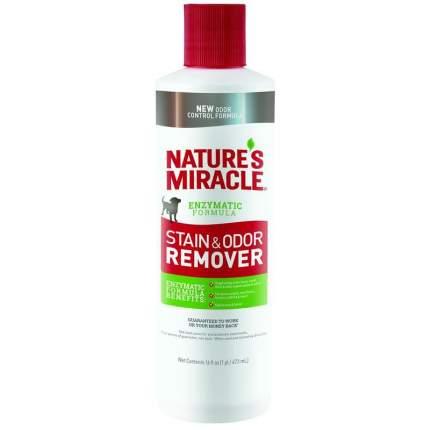 Уничтожитель пятен и запахов от собак Nature's Miracle Dog Stain&Odor Remover, 946мл