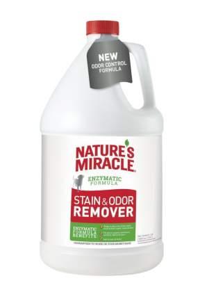 Уничтожитель пятен и запахов от собак Nature's Miracle Dog Stain&Odor Remover, 3780мл