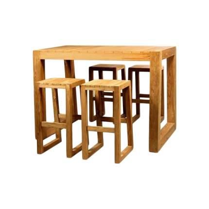 Кофейный столик ROOMERS 105х150х94 см, бежевый