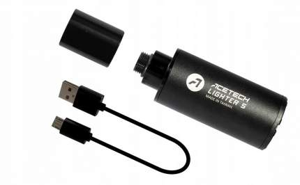 Трассерная насадка Lighter S (Acetech)