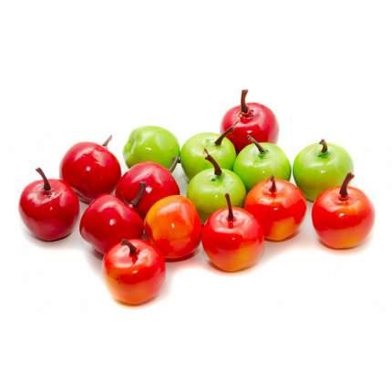 Муляж декоративных яблок: 4615-SB Яблочная корзина