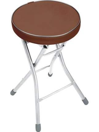 Табурет складной Nika ТБСК1 с мягким сиденьем 1 шт, сиденье 32 см, нагрузка до 100 кг
