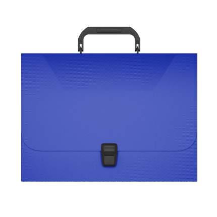 Портфель пластиковый ErichKrause Glance Vivid, A4, ассорти (в пакете по  1шт.)
