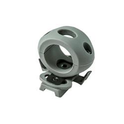 Кронштейн для фонаря (FMA) на рельсу шлема (Olive)