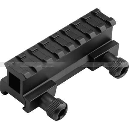 Повышающая планка на RIS, 8.5 см, металл (Black)