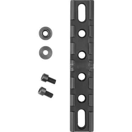 Планка RIS 11.5 см, металл (Black)