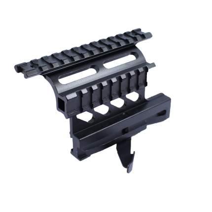 Тактический боковой кронштейн для АК (Black)