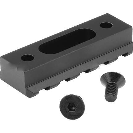 Планка RIS 5.5 см, металл (CYMA) (M110) (Black)