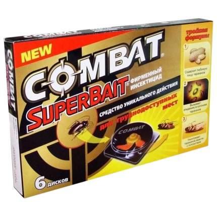 Инсектицид Combat superbait 6 штук