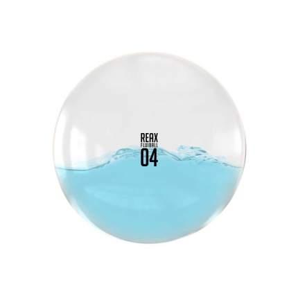Медицинбол Reaxing Reax Fluiball, голубой, 4 кг