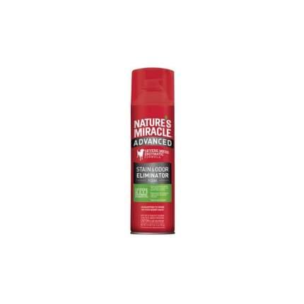 Уничтожитель меток и мочи кошек Nature's Miracle ADV Stain&Odor Eliminator, пена, 518мл