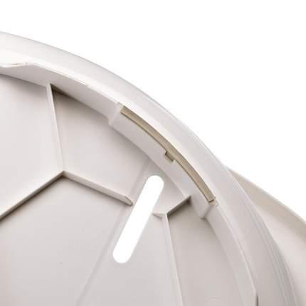 Лежак для животных Ferplast SIESTA DELUXE 8, пластиковый, белый, 82х59,5х25 см
