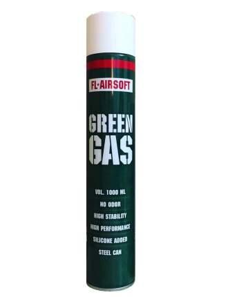 Green Gas (FL Airsoft) 1000 мл