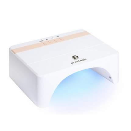 Planet Nails 10278 LED/УФ лампа 24/48W Stripe белая