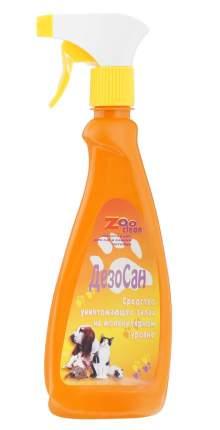 Средство для удаления любых запахов Zooclean ДезоСан, спрей, 500мл