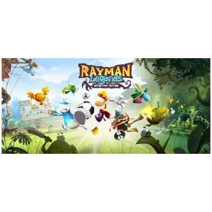 Игра Rayman Legends Definitive Edition для Nintendo Switch