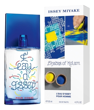 Парфюмерная вода Issey Miyake L'eau D'issey Pour Homme Shades Of Kolam 125 мл