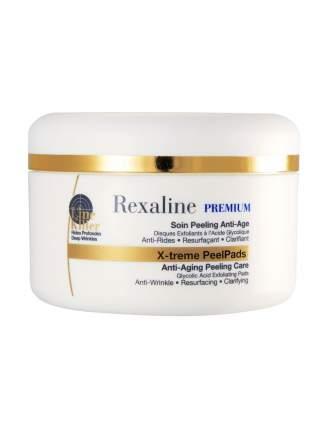 Пилинг-подушечки Rexaline Line Killer X-Treme PeelPads Anti-Aging Peeling Care 30 шт