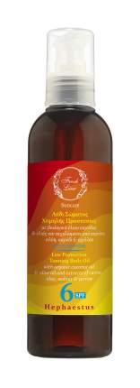 Масло для тела Fresh Line Hephaestus Low Protection Tanning Body Oil SPF 6 200 мл