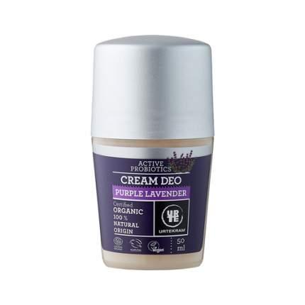 Крем-дезодорант Пурпурная Лаванда Urtekram 50 мл
