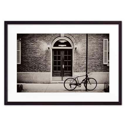Постер в рамке Велосипед 21 х 30 см Дом Корлеоне