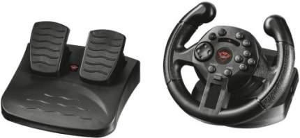 Игровой руль Trust GXT 570 Compact Racing Wheel