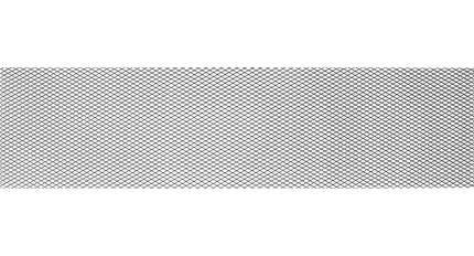 Универсальная сетка Rival 1000х250 R16 для защиты радиатора, черная, 1 шт. INDIV.ZS.1601.1