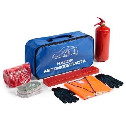 Набор автомобилиста AutoFlex «Базовый» (вкл. трос с 2-мя крюками, жилет), NA.001.5